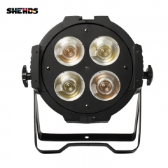 LED 4x50W COB Par Warm White Lighting