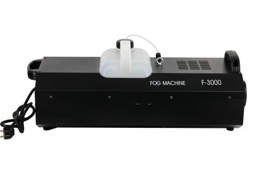 Control remoto inalámbrico 3000W Smoke Machine DJ Professional Stage Effect LED Fog Equipment