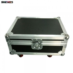 LED Beam Spider 8x10W RGBW Lighting FlightCase con 2 y 4 piezas Party Light DJ Envío gratis