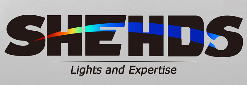 Shehds [ʃedz] Lighting, Lights and Expertise!
